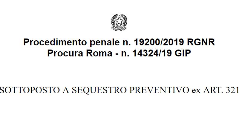 Schermata sequestro sito redditodicittadinanza2018.it